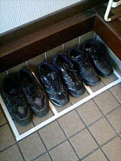 靴こだわり