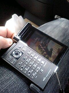 携帯でVIDEO